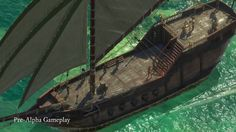 Pillars of Eternity 2 - Early Ship Gameplay Get a brief glimpse at what it's like to take to the high seas and engage in ship-to-ship combat in Deadfire. February 22 2017 at 06:00PM  https://www.youtube.com/user/ScottDogGaming