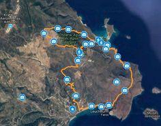 Aphrodite Trail Wanderweg #Kythira