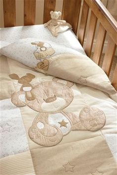 Buy Little Bear Quilt from the Next UK online shop