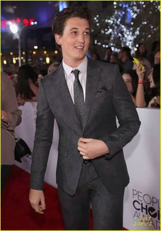 Miles Teller...probably the most handsome guy iv'e ever seen <33