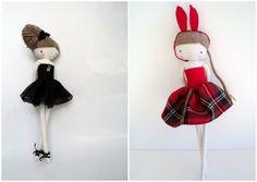 Modelos de muñecas bonitas de tela (4)