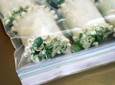 Spinach Lasagna Rolls Freezer Meal. xoxo
