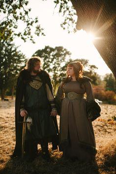 Game of Thrones Engagement Shoot: Karlee & Justin
