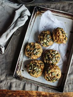 Roast Carrot, Shallot, Butter Bean & Dill Salad with Chickpea Olive Muffins - Rebel Recipes
