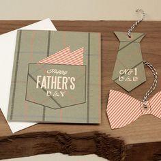 Cartões para o Dia dos Pais, lindos e grátis!