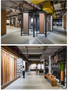 Showroom Interior Design, Experience Center, Interiors, Decoration Home, Decor, Deco