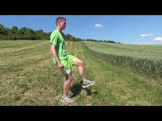 Cviky na kolena - YouTube