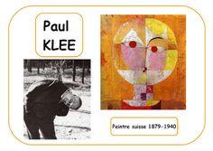 Ma petite maternelle: Paul Klee