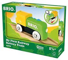 BRIO My First Railway Battery Train