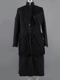 Pocket Coat by Elena Dawson
