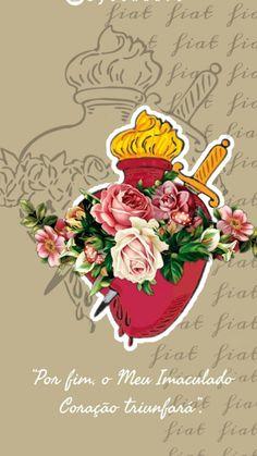 Kaah ♡♡ Jesus E Maria, 4 Wallpaper, Let It Flow, Catholic Saints, Faith, Christian Art, Catholic Art, Jesus Is, Pictures Of God