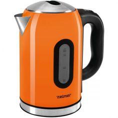 Zelmer ZCK1174M vízforraló, 2000 W, 1.7 l, Narancssárga