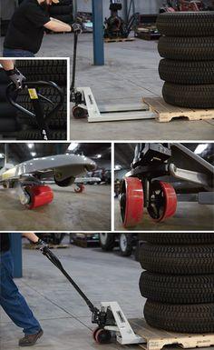 Capacity Each Pair Ironton Auto Wheel Dollies 1000-lb