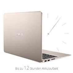 Asus Zenbook UX305UA-FC002T 33,78 cm Notebook schwarz: Amazon.de: Computer & Zubehör