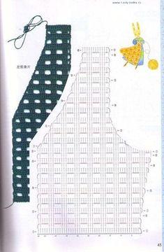 crochet vest for girl | make handmade, crochet, craft
