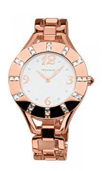 1efb8029fc0 Relógio Technos Elegance Elos Rosê