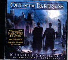 Out of the Darkness CD