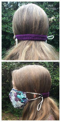 Poulter Click the link below for the FREE crochet pattern: Crochet Mask, Crochet Faces, Crochet Baby Hats, Quick Crochet, Free Crochet, Crochet Stitches, Crochet Patterns, Crochet Snowflakes, Scrub Hats