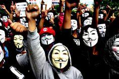   05.07.2016   O grupo de ativistas virtuais Anonymous invadiu, infectou e capturou informações sigilosas do Ministério Público do Estado do Mato Grosso do Sul, em protesto contra o massacre de Caarapó, ação de produtores rurais que resultou no assassinato do Guarani Kaiowa Clodiodi de Souza, de 26 anos.