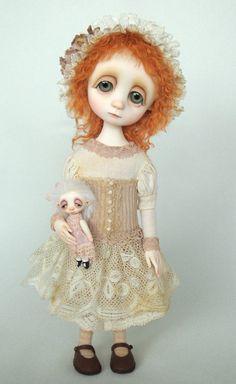 Original dolls by Ana Salvador