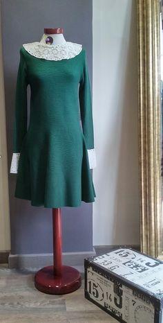 Compra Online Vestido Vuelo Tricot Holy Preppy urbanStyle - urbanStyle