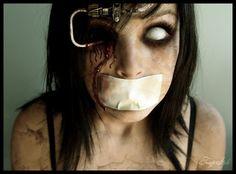 Horror & Macabre Collection by Febi Perdhani, via Behance