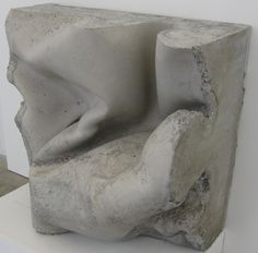 sinuous concrete - Walter Jack Studio