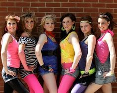 80s Outfit Ideas Party Outfits Eighties