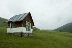 Cabin on the steppe in Buyant Mongolia.Contributed by Lucas...