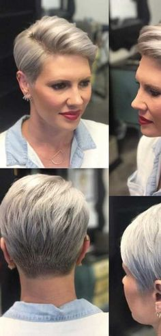Best Pixie Haircuts for 2018. Tagli Di Capelli ... e8a17636f826