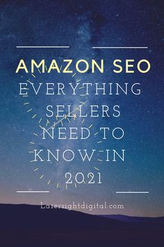 Everything you need to know about Amazon SEO in 2021. Amazon Advertising, amazon selling, fba amazon, amazon selling fba #amazonsellingfba #fbaamazonseller #amazonselling #SEO #AmazonSEO Amazon Seo, Sell On Amazon, Amazon Products List, Amazon Advertising, Amazon Seller, Need To Know, Everything