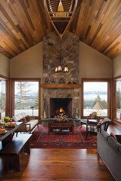 Small Space, Great Design - Cabin Life Magazine