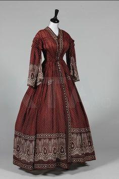 1850's women's fashions - Google Search
