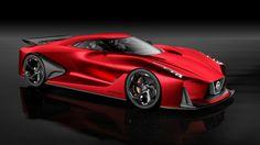 Nissan 2020 Vision Concept