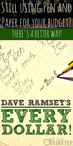 As a self proclaimed budget nerd, I was SO EXCITED for Dave Ramsey to roll out his new budget app. How does it stack up? It's DAVE RAMSEY. budgeting budget tips Financial Peace, Financial Tips, Financial Literacy, Financial Planning, Budget Spreadsheet, Budget Planner, 2017 Budget, Bill Planner, Excel Budget