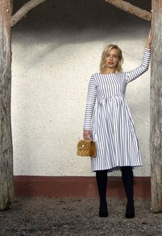 Midi Dress - famstyle - Sukienki midi