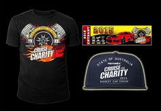 Create merchandise design for charity automotive event by boo cio