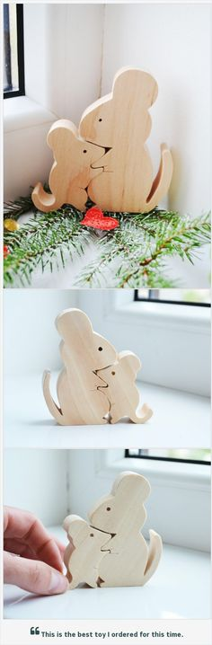 Wooden Puzzle mouse - Educational toys -Christmas Kids gifts - Puzzle Toy - Kids gifts - Animal puzzle - little Wooden mouse - mouse family https://www.etsy.com/WoodenJoyToy/listing/386684312/wooden-puzzle-mouse-educational-toys?ref=shop_home_active_14