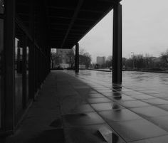 CaViCa Proyectos de Arquitectura: The New National Gallery(1968)