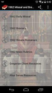 1962 Missal and Breviary – miniaturka zrzutu ekranu