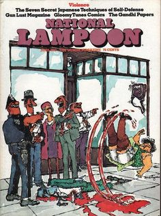 National Lampoon June 1973