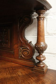 Details About 10 Small Wood Finials Jar Tops Lids Curtain