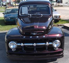 1952 Ford F1 Interior | Great solid truck Steel Truck!!