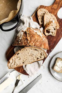 Sourdough Recipes, Sourdough Bread, Pain Au Levain, Food Porn, Shawarma, Foodblogger, Artisan Bread, Food Styling, Food Design