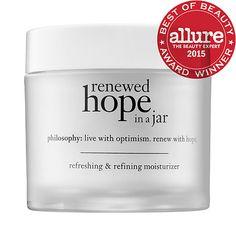 Renewed Hope In A Jar - philosophy   Sephora