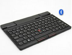 New original Lenovo ThinkPad Tablet 2 Bluetooth Keyboard with Stand US English Bluetooth Keyboard, Computer Keyboard, English, The Originals, Free Shipping, Electronics Gadgets, Tech, Countries, Computers
