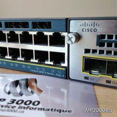 Switch cisco 3560 x ws-c3650x-48p-s vo5 Switch cisco 3560 x ws-c3650x-48p-s vo5 usagé en excellente condition ws-c3650x-48p-s vo5 Switch Cisco Catalyst 1000 MB/1G Cisco C3KX-NM-1G Catalyst Network Module Usagé excellente condition vient avec 4 connecteurs fibre  Modèle réputé pour sa solidité, sa fiabilité et sa performance. Vous ne trouverez pas cette qualité dans les magasins à rayons. Module, Site Web, Fibre, Week End, Kingston, Shops