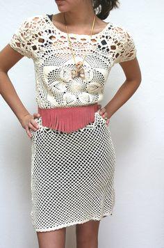 High Fashion Crochet.