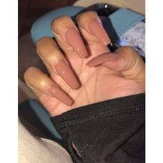 What manicure for what kind of nails? - My Nails Aycrlic Nails, Coffin Nails, Best Acrylic Nails, Dream Nails, Nagel Gel, Gorgeous Nails, Trendy Nails, Long Nails, Long Nail Art