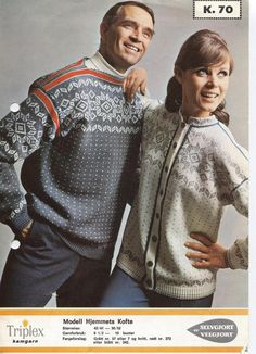Life Bright: * home Kofta * Pattern finally released for sharing - of course it's in Norwegian (I think) Embroidery Patterns, Knitting Patterns, Knitting Ideas, Norwegian Knitting, Knit Jacket, Vintage Knitting, Knitwear, Knit Crochet, Men Sweater
